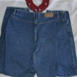 Lee Riders womens size 18 denim blue jeans pants